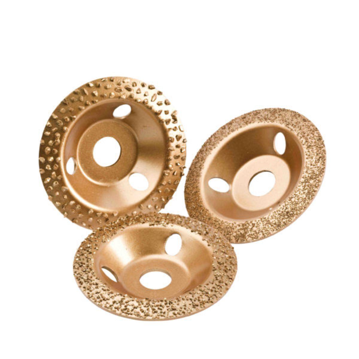Flat Disc - 115 x 22,2 mm for angel grinder